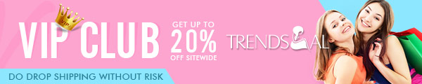 VIP Program: Get Up to 20% OFF Sitewide at Trendsgal.com