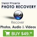 Stellar Phoenix® Photo Recovery V6