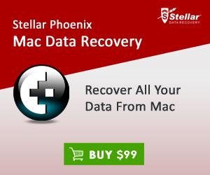 Stellar Phoenix Mac Data Recovery 6