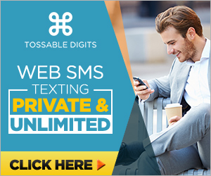 Tossable Digits - SMS Messaging