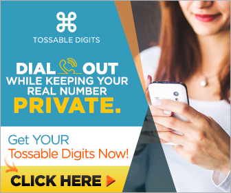 Tossable Digits - Outdial