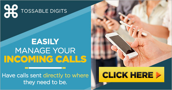 Tossable Digits - Call Rules