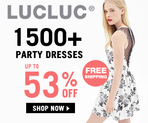 Up to 53% off 1500+ party dresses!