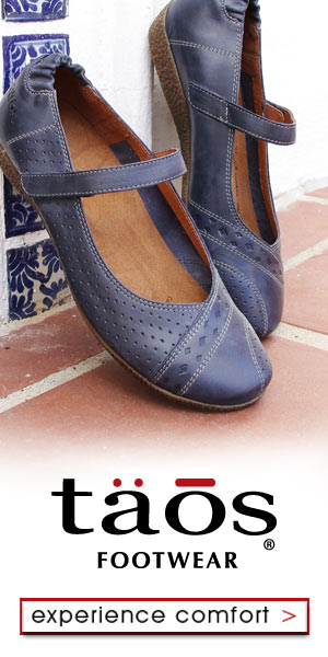 Taos Footwear Step It Up Casual. Shop Now to Experience Comfort!