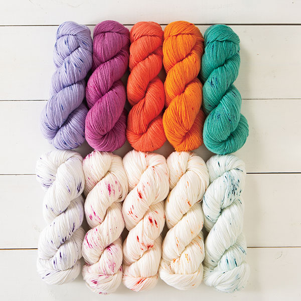 Knit Picks Stroll Sock Labs July 2019
