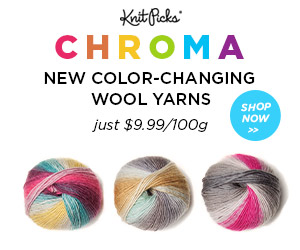 New Chroma Yarn Colors from Knit Picks