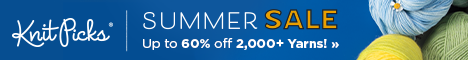 Knit Picks Summer Sale: Stock up and save 60% on more than 2000 yarns