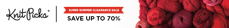 Knit Picks Super Summer Clearance Sale: Save Up To 70% off