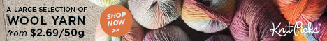 Yarns from knitpicks.com
