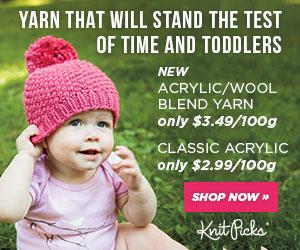 Knit Picks Mighty Stitch Yarn