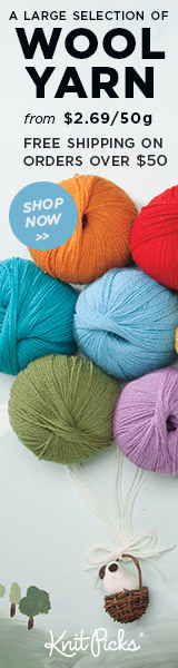 Yarns from knitpicks.com
