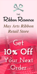 Get 10% Off Your Next Order at The Ribbon Resource