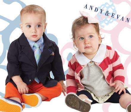 Andy and Evan Fine Childrenswear
