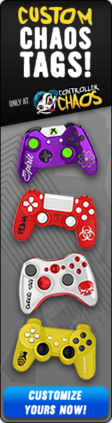 Controller Chaos Custom Controllers