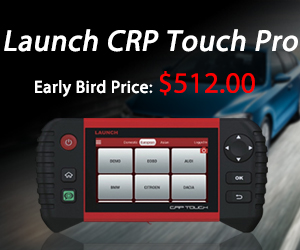 Launch CRP Touch Pro Auto Scanner Car Tool