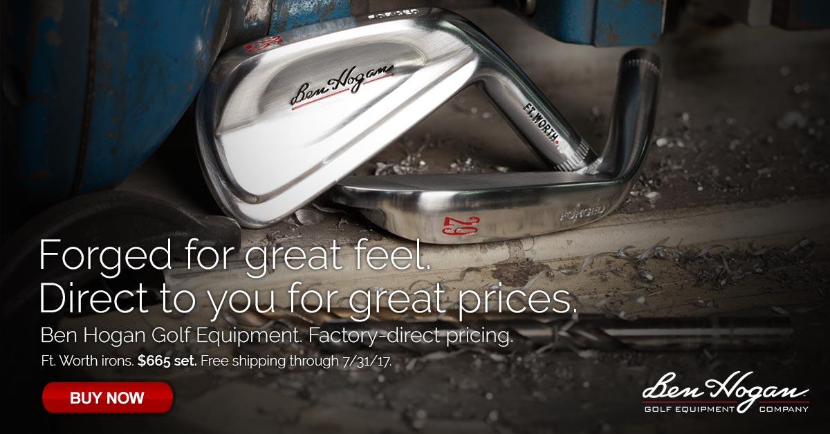 Ben Hogan Irons Review - Golfer Geeks