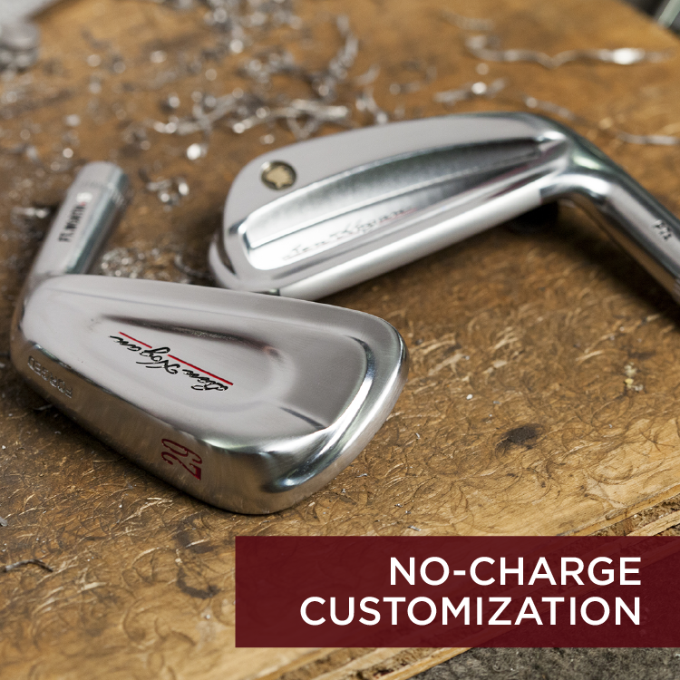 Ben Hogan No Charge Customization