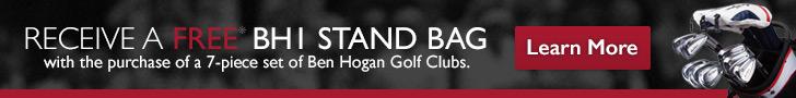 Free BHI Golf Stand Bag