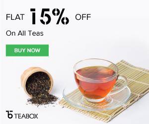 Tea Box Promo Code