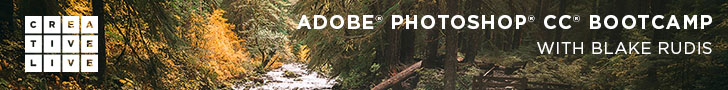 Adobe Photoshop Bootcamp Classes