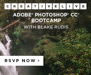 CreativeLive: Photoshop Bootcamp