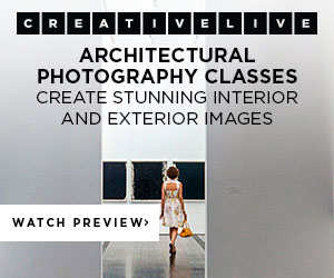 Architectural Photography Classes