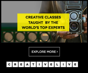 Creative Classes Taught by the World's Experts at Creative Live