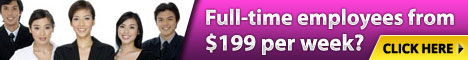 Full-time employees from $199 per week? Click here to see how