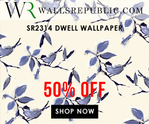 Walls Republic Designer Home Dwell Wallpaper Sale