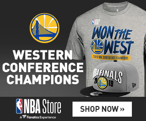 Golden State Warriors 2019 Western Conference Champs Gear