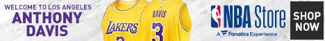 Anthony Davis Lakers Gear