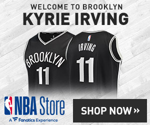 Kyrie Irving Nets Gear