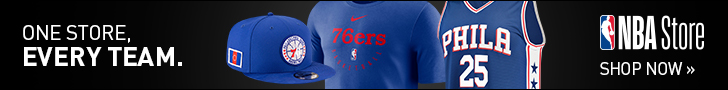Shop for official Philadelphia 76ers fan gear and authentic collectibles at NBAStore.com