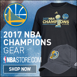 Shop Golden State Warriors 2017 NBA Finals Champs Gear!