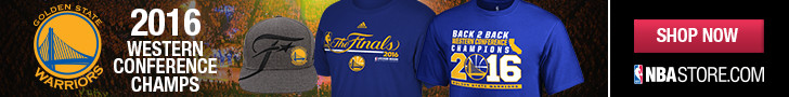Golden State Warriors 2016 Western Conference Champs