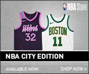 Shop the NBA City Edition Collection at NBA Store