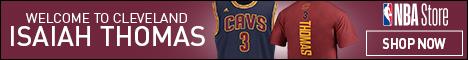 Shop Isaiah Thomas Cavs Gear at NBA Store