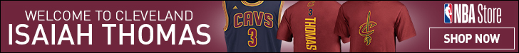 Shop Isaiah Thomas Cavs Gear at NBA Store