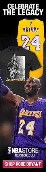 Salute the HOF Career of Kobe Bryant with fan gear and collectibles from NBAStore.com