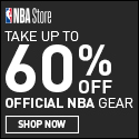 Free Shipping on US Orders over $50 at NBAStore.com through 6/30 with code NBA50