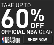 Save big in the NBAStore.com Outlet Store