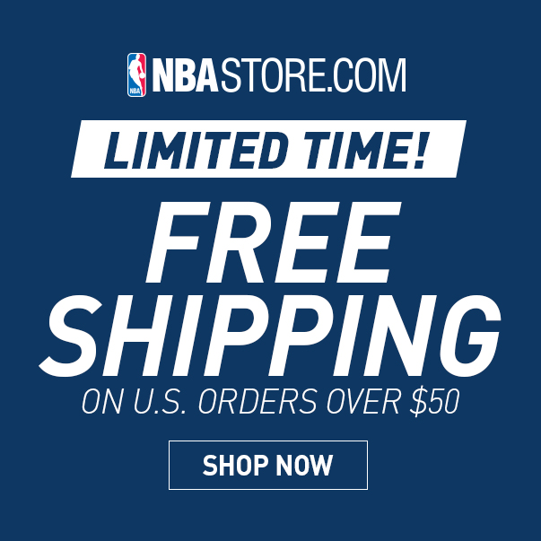 Cyber Monday Savings start TODAY at NBAStore.com