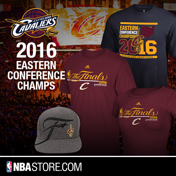 Cleveland Cavaliers 2016 Eastern Conference Champs