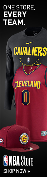 Shop for official Cleveland Cavaliers team gear and authentic collectibles at NBAStore.com