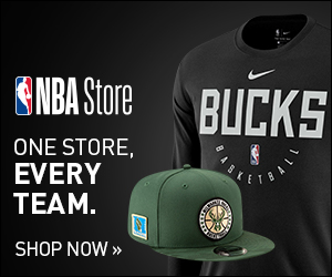 Shop for official Milwaukee Bucks fan gear and authentic collectibles at NBAStore.com