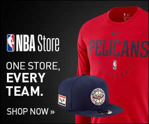 Shop for official New Orleans Pelicans fan gear and authentic collectibles at NBAStore.com