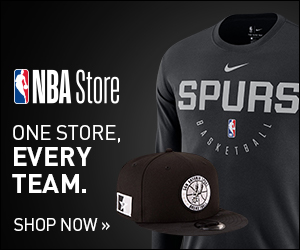 Shop for official San Antonio Spurs fan gear and authentic collectibles at NBAStore.com