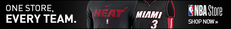 Shop for official Miami Heat fan gear and authentic collectibles at NBAStore.com