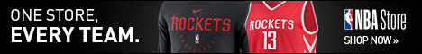 Shop for official Houston Rockets team gear and authentic collectibles at NBAStore.com