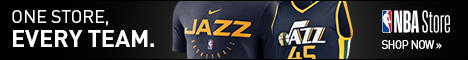 Shop for official Utah Jazz fan gear and authentic collectibles at NBAStore.com